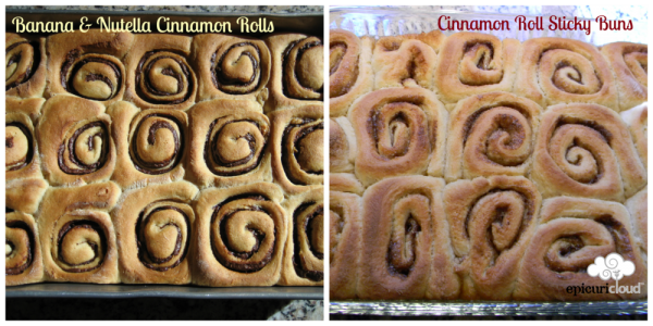 Baking with Ben: Banana Nutella Rolls & Sticky Buns