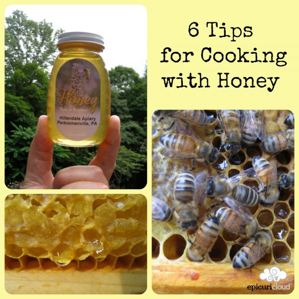 Bee 101: 6 Tips for Cooking with Honey