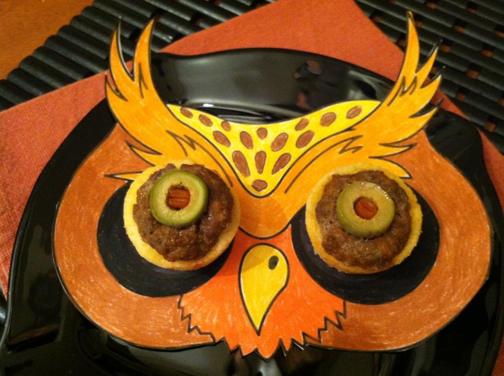 Scrumptious Eyeball Poppers
