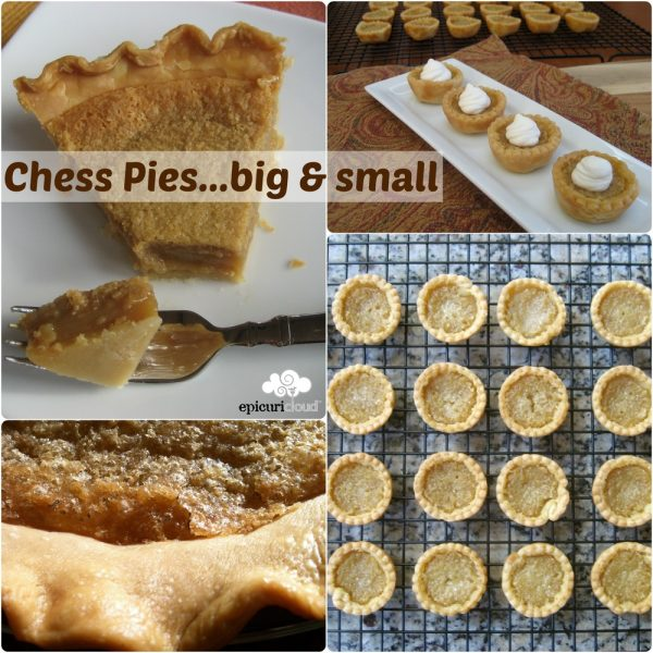 Chess Pies – BIG & small