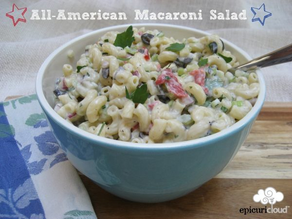 All-American Macaroni Salad