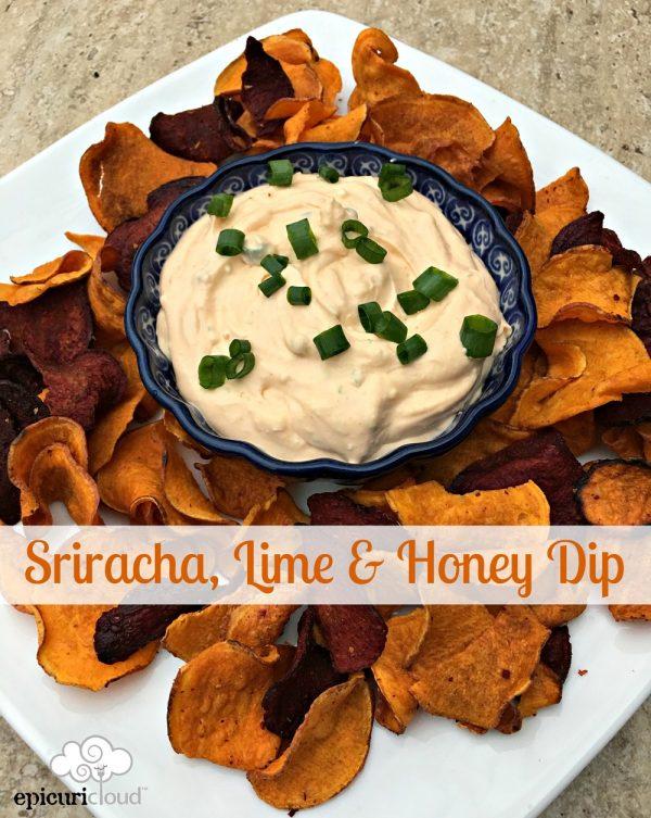 Sriracha, Lime and Honey Dip