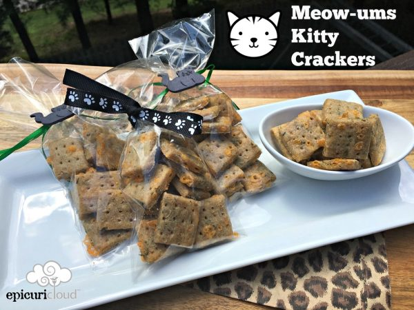 Meow-ums Kitty Crackers