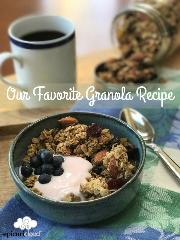 Our Favorite Granola