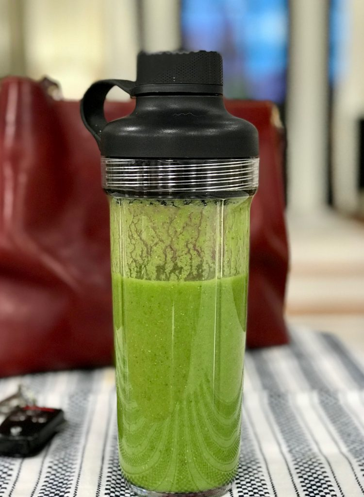 Tropical Green Smoothie Single Serve Epicuricloud