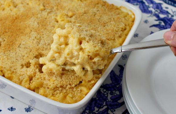 Macaroni & Cheese for a (Smaller) Crowd: 10-12 people