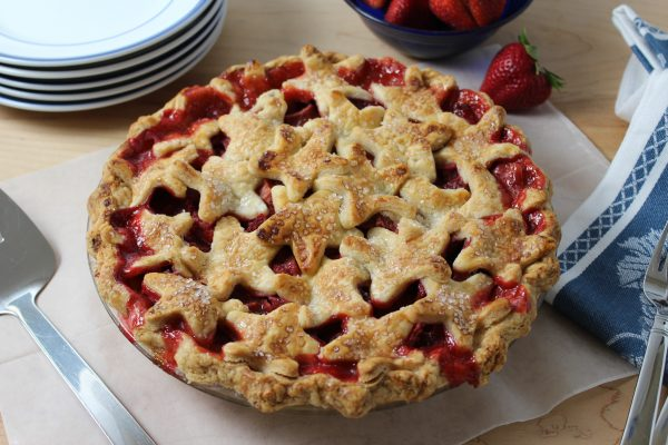 Tina's Pie Crust: Food Processor or Stand Mixer (Plus Video)