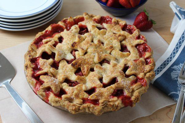 Tina's Pie Crust: Food Processor or Stand Mixer (Plus Video)