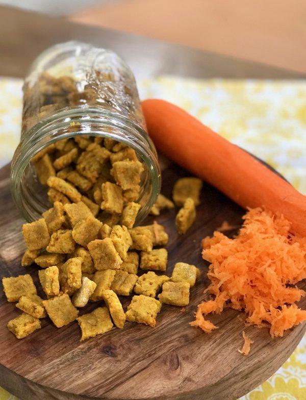 Carrot and Catnip Kitty Cat Treats