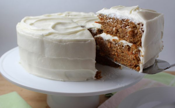 Our Favorite Carrot Cake